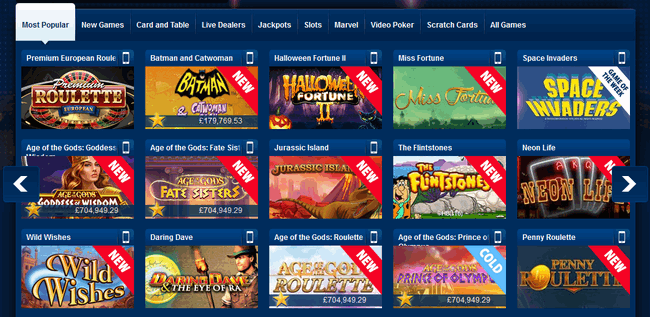betfred-casino-screenshot