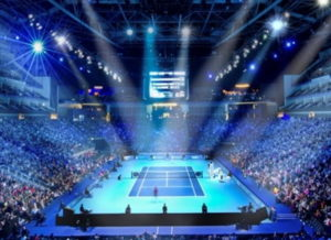 atp finals view of the court