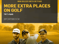 betfair more extra golf places