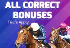 Betfred Lucky Bet Bonuses for Horse Racing
