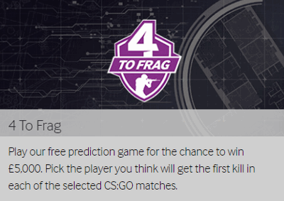 betway 4 to frag