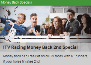 betway money back 2nd itv racing