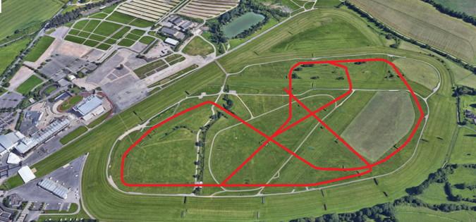 cheltenham cross country course