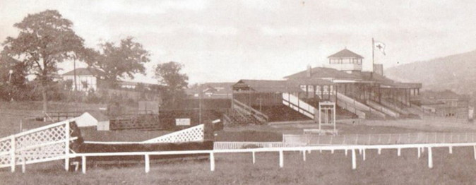 cheltenham racecourse early picture