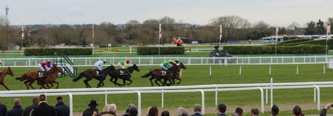 cheltenham racecourse horses running