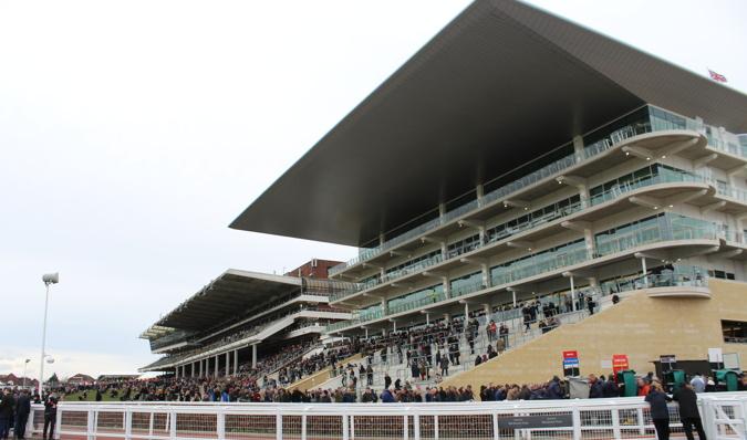 cheltenham racecouse stands
