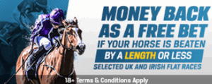 Coral Money Back Beaten By A Length