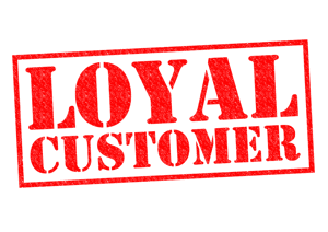 Existing customer loyalty offers