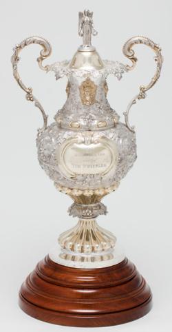 melbourne cup original 1867 trophy