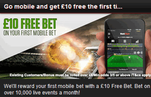 netbet mobile first time free bet