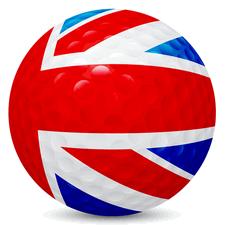 british open championship golf ball