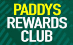 Paddy Reward Club - Weekly Free Bet Club