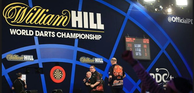 pdc world championship game