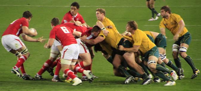 rugby union international match