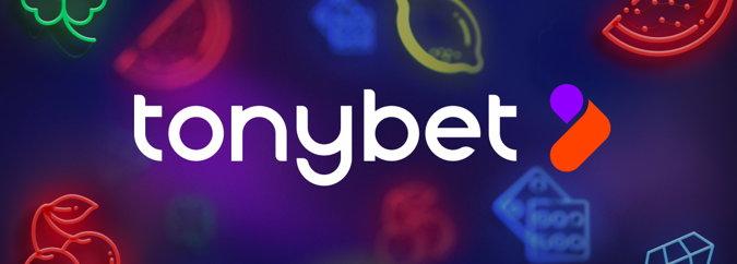 tonybet snazzy logo