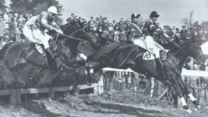 welsh grand national in 1950's
