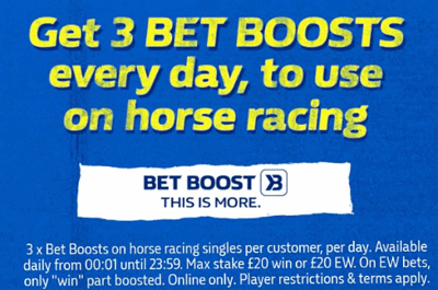 william hill racing special