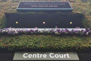 wimbledon centre court sign