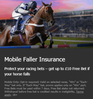 10bet mobaile faller insurance