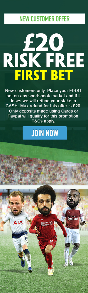 introductory offers betting