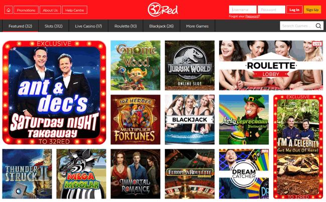 32red-casino-screenshot