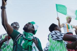 afcon nigeria fans