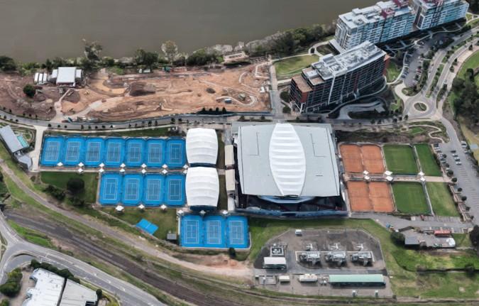 atp world team cup queenland tennis centre potential venue