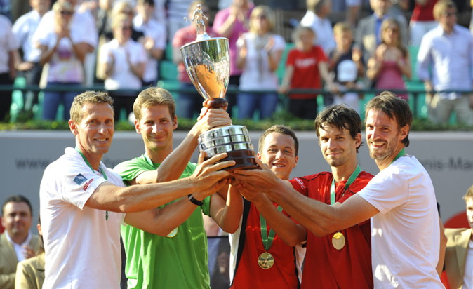 atp world team cup winners 2012