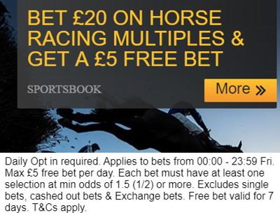 betfair horse racing multiples free bet