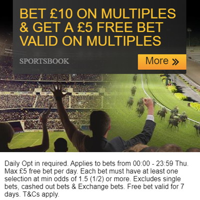 betfair multiples free bet
