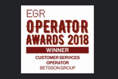 Betsafe Customer Support Award