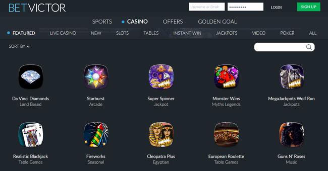 betvictor-casino-screenshot