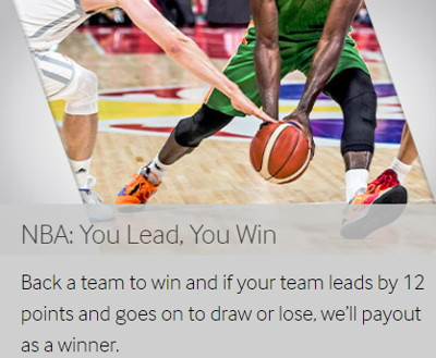 betway nba you lead you win