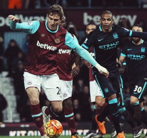 betway sponsors of west ham