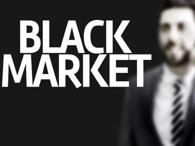 black market gambling