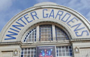 blackpool winter gardens darts world matchplay