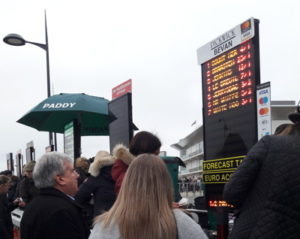 bookmakers at cheltenham racecourse