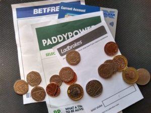 Cashless Betting