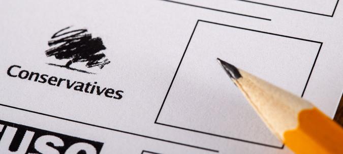 conservative ballot