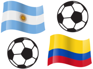 copa america 2020 argentia and columbia