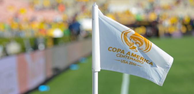 copa america corner flag
