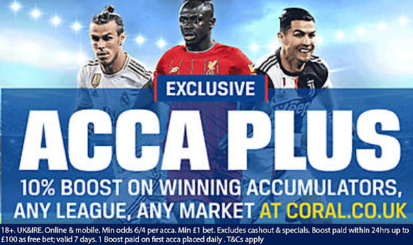 coral acca plus