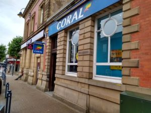 Coral High Street Shop