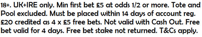 ladbrokes main offer compliant text
