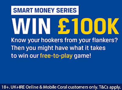 coral smart money series rugby world cup