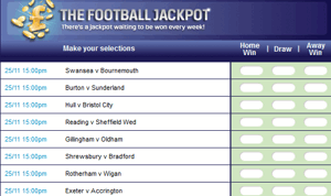 coral the football jackpot