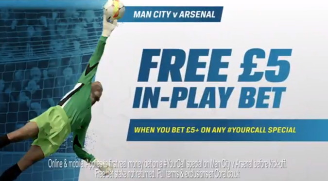 coral tv in play ad