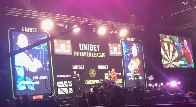darts premier league peter wright v rob cross