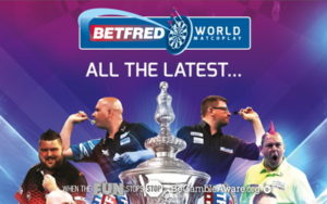 World Matchplay 2021 Darts