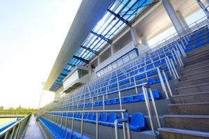 empty seats closed stadium